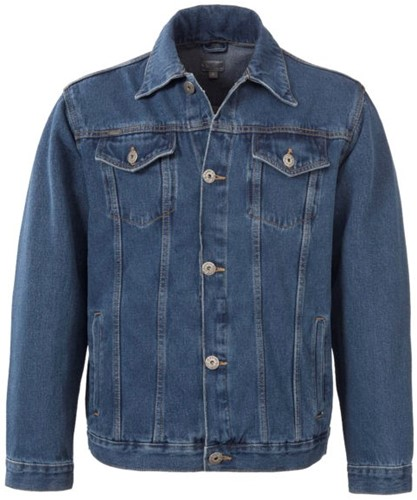 Brams Paris Elton 3.3095/A51 Jacket - Blauw