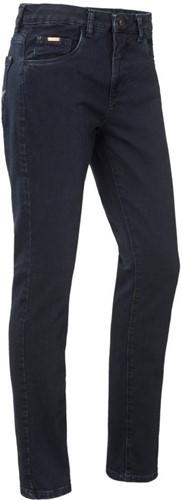 Brams Paris Lily 1.4340/C24 Spijkerbroek - Overdyed Donker Blauw